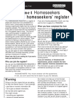 Homeseekers Form[1]