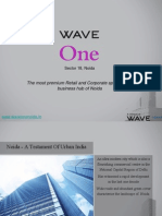Wave One Sector 18 Noida New Commercial Towers Call-9999999238