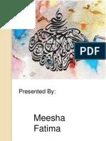 Meesha.english