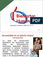 Sexualidad en Adulto Mayor