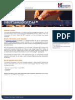 Siebel BPT Accelerator for HP ALM 11