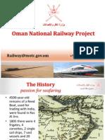 Current Status & Future of the Oman-GCC Railway_Abdulrahman Al Hatmi_MOTC