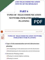 Part 3.2 Telecom Network Infrastructure Planning