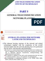 Part 3.1 General Telecom Network Planning