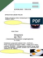Materi Kuliah Tht Teknologi Telur New