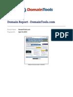 DomainTools Com 2013-04-18