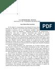 La génesis del texto. Rayuela y su cuaderno de bitácora