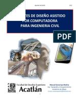 Apuntes de Autocad Para Ing. Civil
