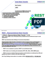 Rest(Representational State Transfer)