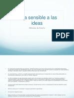 area sensible a las ideas.ppt
