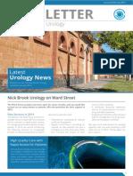 Nick Brook Urology Newsletter January 2014