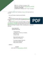 HG 1208 Normele de Aplicare a Legii Minelor