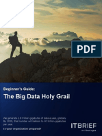 The Big Data Holy Grail