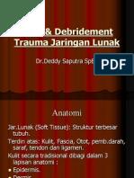 Luka & Debridement Trauma Plus
