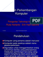PTI SejarahPerkembanganKomputer