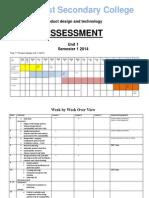 unit 1 assesment overview