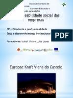 Europac Kraft Viana Do Castelo