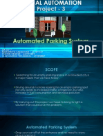 Automated Parking System_Presentation