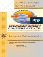 Courier Management System Ppt