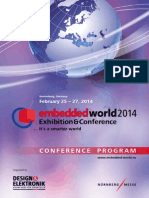 Embedded World Conference 2014