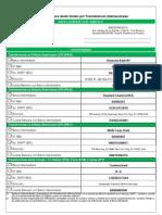 Coordenadas para Recibir Transferencias. Banesco Panamá.doc
