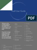 Hudl User Guide - Dec 2013