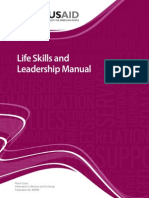 Peace Corps Life Skills And Leadership Manual M0098 (no date) pp.400