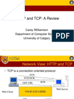 Http Over Tcp