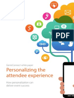 Personalizing the Attendee Experience [White Paper]
