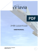 Virtavia F-111 Manual