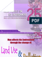 Man s Effect on His Enviro