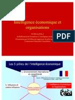 B.besson_Intelligence Economique Et Organisations