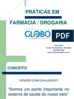 Boas+Práticas+em+Farmácia+Drogaria+Globo+2013