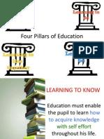 Four Pillars of Education
