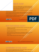 Complete Guide for SQL Database Audit