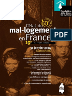 Mal Logement 2013