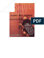 Combat Kit Against Bible Thumpers