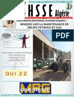 Revue Hsse Algeria 22 Decembre
