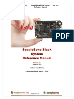 BeagleBone Black | Electrical Connector | Usb