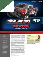 Traxxas Slash User Manual