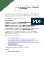 Autocad Civil 3d 2009 Country Kit Readme