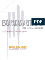 ESCAPADAS ARTESANAS