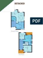 3 Bedroom Dectached