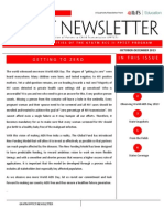 Quarterly Newsletter Oct-Dec 2013 GFATM PPTCT