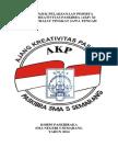 JUKLAK PESERTA AKP XI TINGKAT SMA/SEDERAJAT TAHUN 2014