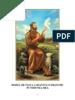 MODUL de Viata a Franciscanismului in Viziunea Mea