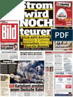 Bild Zeitung 31.01.14