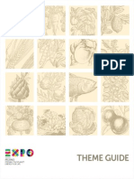 Theme Guide of Expo Milano 2015