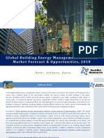 Global Building Energy Management Solutions Market Forecast and Opportunities, 2018