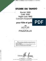 Historia de Tango